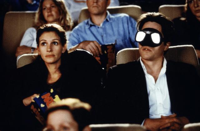 CinémadZ (de Saint Valentin) Strasbourg—Coup de foudre à Notting Hill ce soir à 20h