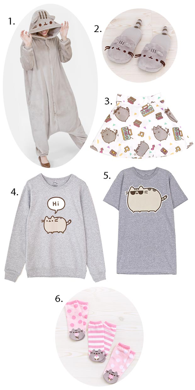 collection-pusheen