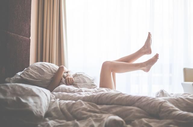 La crampe dans le pied et autres douleurs débiles pendant le sexe