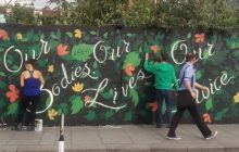 En Irlande, les artistes se mobilisent pour le droit à l'avortement