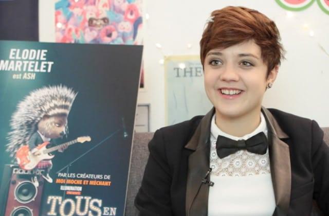 Élodie Martelet, jeune femme à suivre, de The Voice à Tous en Scène