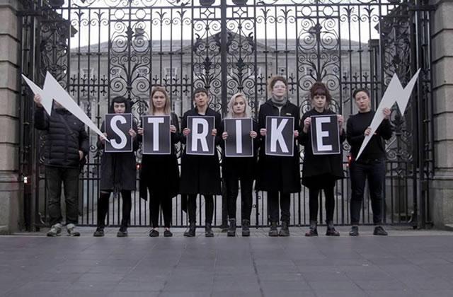 Les Irlandaises se mobilisent pour le droit à l'avortement
