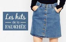 Des jupes soldées pour l'hiver 2017 — Les 10 Hits de la Fauchée #214