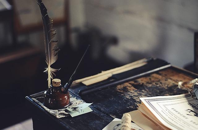 Découvre (entre autres) les formations de création littéraire au Salon des masters!