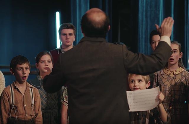 Instant nostalgie : le film « Les Choristes » a droit à sa comédie musicale