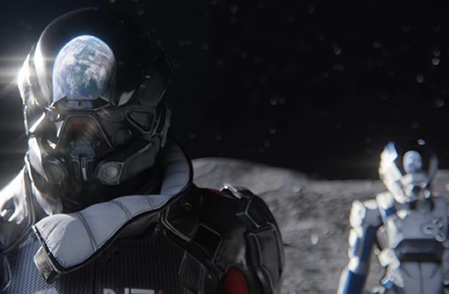 La bande-annonce époustouflante de Mass Effect Andromeda