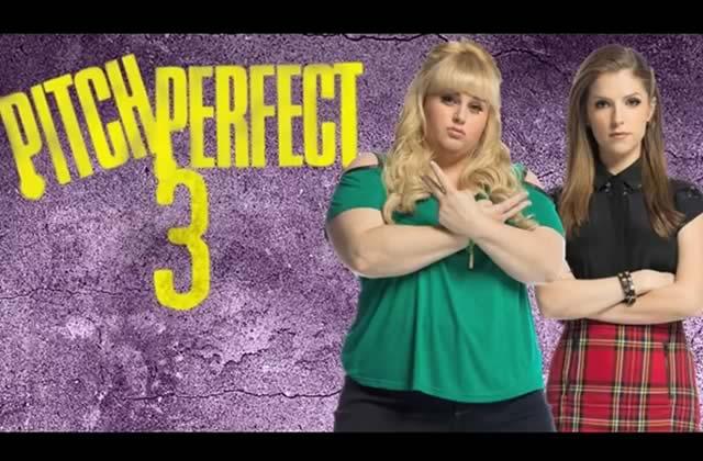Pitch Perfect3 a son premier trailer officielet promet d'être aca-amazing!