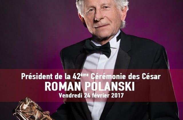 Roman Polanski Président des César 2017, une nomination qui fait polémique