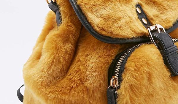 sac-a-dos-fausse-fourrure