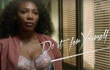 Serena Williams, de la danse, du rock, de la lingerie, et une vidéo qui donne la pêche