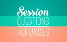 Session Questions/Réponses avec Fannyfique et Louise, le 25janvier à 12h30