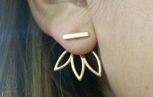 Sélection de boucles d'oreilles fantaisie pour illuminer tes lobes
