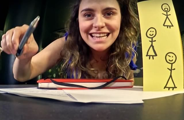 Comment faire une vidéo sans dire un mot?