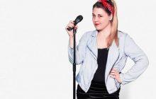 Tania Dutelet son stand-up pur et incisif au Sentier des Halles (en plus, c'est fort drôle)