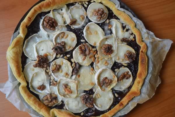 tarte-chevre-oignons