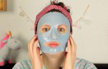 Le magnifique test de Fannyfique#1—Le masque de beauté coréen, bleu et chelou