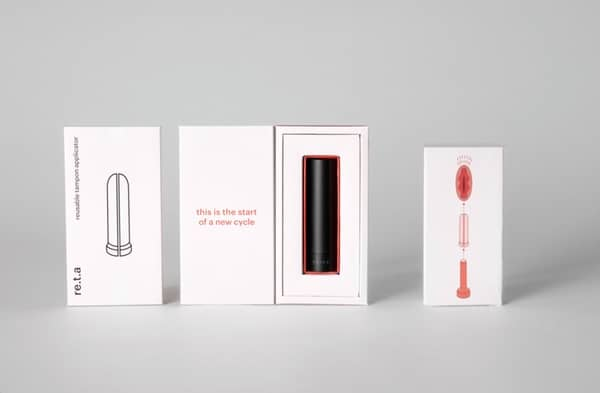 applicateur tampon réutilisable thinx