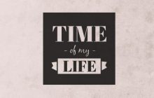 Time of my life #2—Le jour où j'ai vu ma sœur danser… pour la première fois