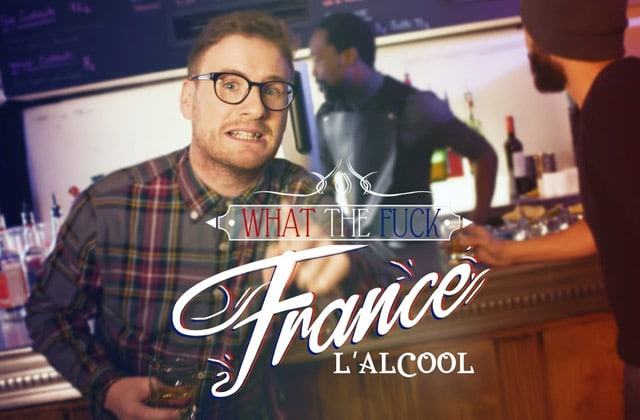 Un invité surprise dans le nouvel épisode de What The Fuck France sur l'alcool