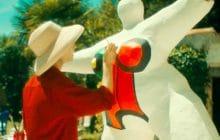Le court-métrage sur Niki de Saint Phalle qui m'a bouleversée