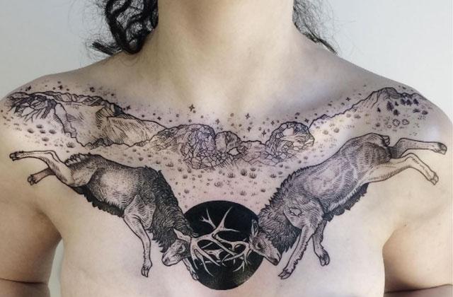 Cinq tatoueurs et tatoueuses à suivre sur Instagram #12