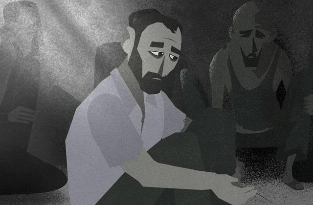 L'horreur de la prison de Saidnaya, en Syrie, dénoncée par Amnesty International