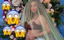 Beyoncé annonce qu'elle attend des jumeaux, et les fans exultent sur Internet