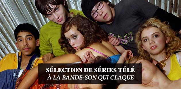 Cinq séries télé avec une bande-son qui claque