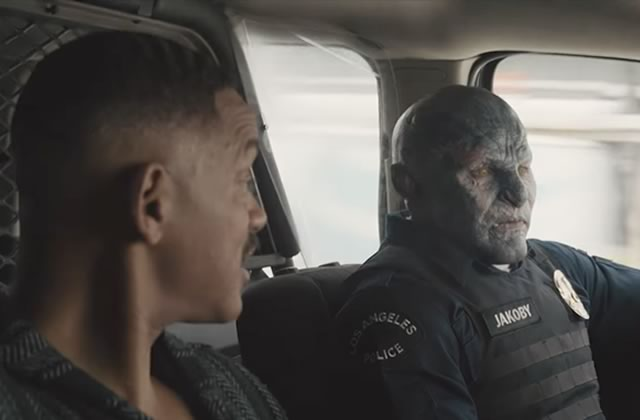 Netflix dégaine le trailer de Bright, son polar fantastique avec Will Smith