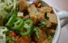 Le bol de quinoa citron & patate douce, une recette réconfortante (et végane!)