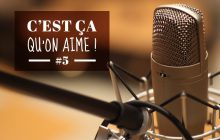 EN LIVE, le 02/03 à 21h — C'est ça qu'on aime, épisode 5 avec Mircéa Austen et Fannyfique