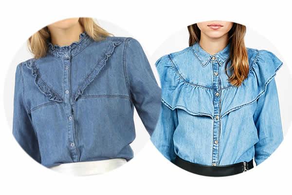 chemise-jean-volants