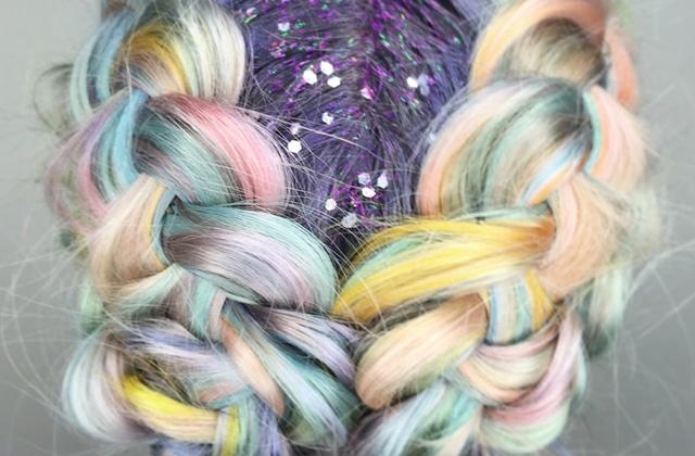 Découvre la reine de la coloration macaron sur Instagram