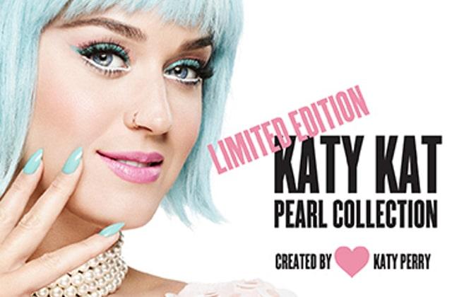 Katy Perry et CoverGirl lancent une collection autour des sirènes!