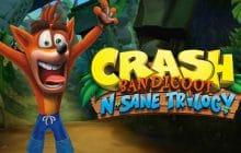 Crash Bandicoot fait son grand retour sur Playstation4!