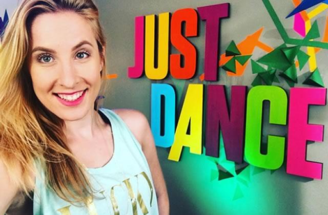 Rencontre avec Dina, vice-championne du monde de Just Dance