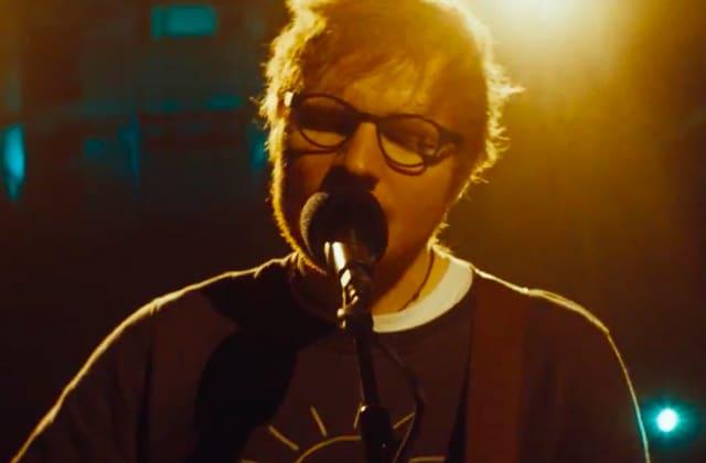 Ed Sheeran a du flow et il le prouve dans son nouveau titre Eraser