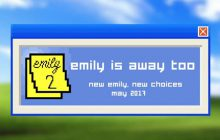 La suite du jeu Emily is Away a son premier trailer !