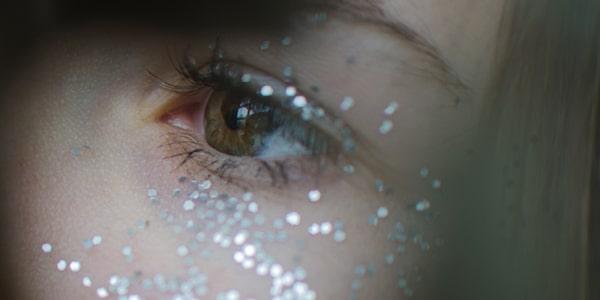 face-glitter