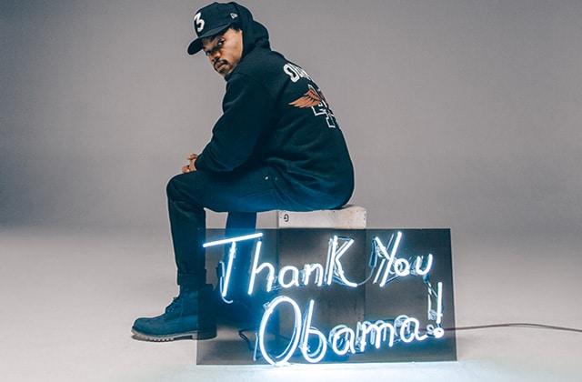 Clame haut et fort « Thank You Obama »avec cette collection inspirée par l'ancien Président