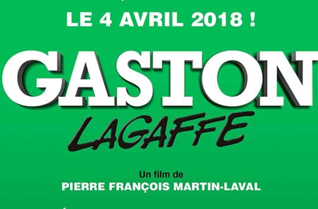 Gaston Lagaffe débarque au cinéma, rogntudju!