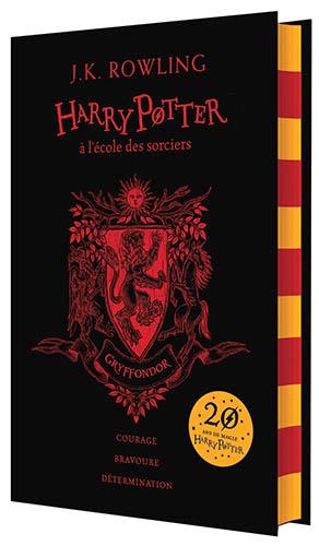 Harry Potter A L Ecole Des Sorciers 4 Nouvelles Editions Pour
