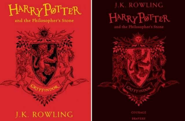 Les nouvelles couvertures d'Harry Potter à l'école des sorciers pour les 20 ans de sa sortie