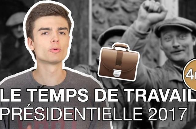 Hugo Décrypte t'explique le temps de travail en France