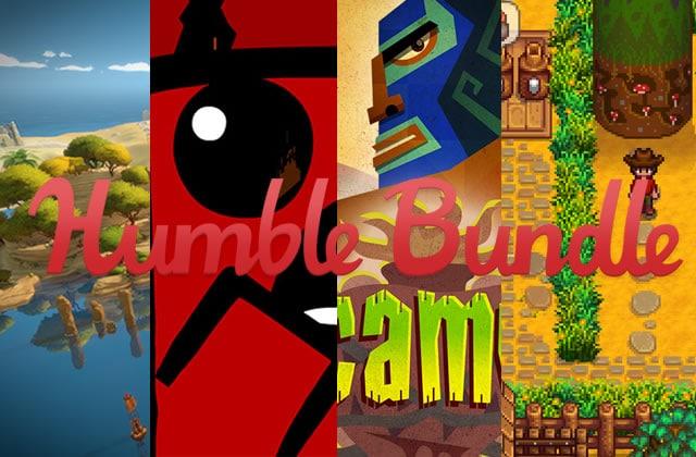 Un Humble Bundle complètement fou vous propose 47 jeux indé pour 28€