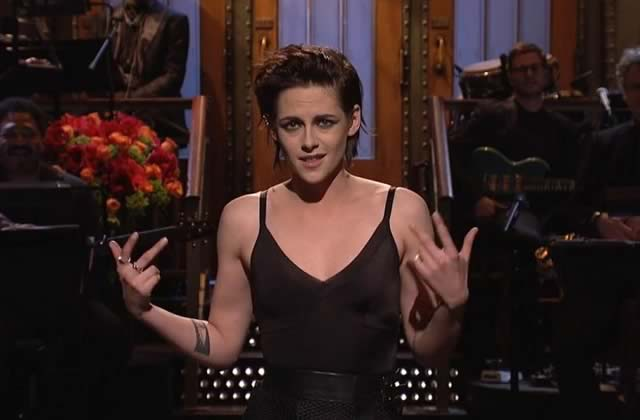 Kristen Stewart, son coming out et pourquoi Donald Trump ...