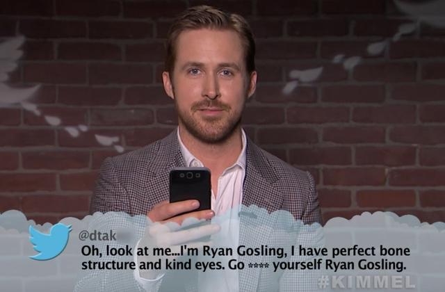 Natalie Portman, Ryan Gosling et Robert De Niro lisent des méchants tweets à l'occasion des Oscars