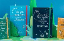 Rêve ta vie en couleurs avec l'édition limitée Moleskine x Peter Pan!