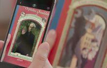Vos livres Les Orphelins Baudelaire prennent viegrâce à une appli!