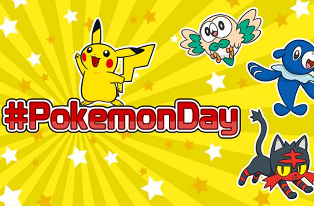 Pour son 21èmeanniversaire, Pokémon réserve des surprises à ses fans!